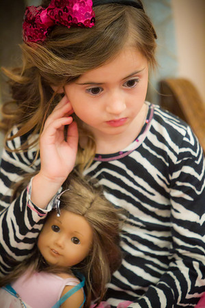 American Girl Fashion Show 2013