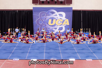 WHS Cheer Competition 2013-14