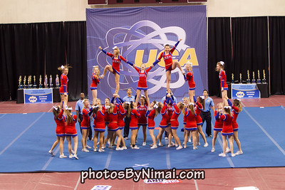 WHS Cheer Competition 2014